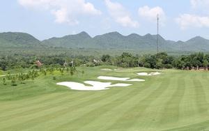 Ninh Bình: Cho phép các sân golf hoạt động trở lại