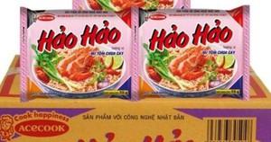 Bình Dương đề nghị Acecook Việt Nam báo cáo quy trình sản xuất mì Hảo Hảo