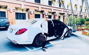 """Hình ảnh """"đại gia"""" của Giám đốc doanh nghiệp vận tải An Phú Quý trước khi bị bắt vì liên quan tới ma túy"""