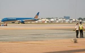Các hãng hàng không thử nghiệm đánh giá mặt đường CHC tại các sân bay