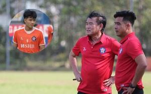 Hà Đức Chinh chia tay SHB Đà Nẵng, HLV Phan Thanh Hùng lên tiếng
