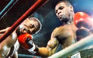 """5 màn knock-out """"tàn khốc"""" nhất của """"Tay đấm thép"""" Mike Tyson"""