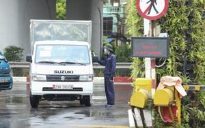 Hà Nội: Tập kết hàng hoá tại bến xe Nước Ngầm và bãi đỗ xe Đền Lừ