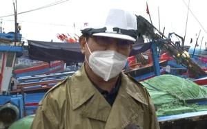 Quảng Ngãi: Không để tàu thuyền ngư dân vùng phong toả bị hư hại vì bão số 5