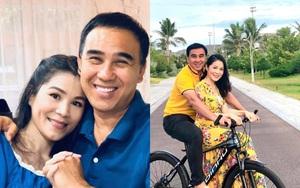 """Hot sao Việt (11/9): MC Quyền Linh hẹn bù đắp cho """"người phụ nữ quyền lực"""" khi hết dịch"""