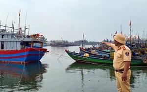 Thanh Hoá: Nhiều tàu thuyền của huyện Nga Sơn đã an toàn tránh bão