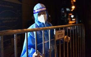 Hà Nội: Gỡ bỏ cách ly y tế trong đêm tại con ngõ có hơn 300 nhân khẩu