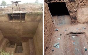 """Khu mộ gia tộc 1000 năm tuổi: Bí mật đáng sợ về kiểu thiết kế """"mộ chồng mộ"""""""