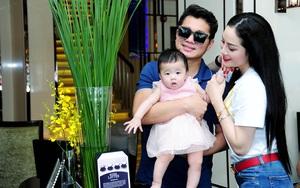 Lâm Vũ tiết lộ về cuộc hôn nhân lạ lùng với Hoa hậu Việt kiều