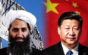 Taliban muốn tham gia Sáng kiến Vành đai và Con đường của Trung Quốc
