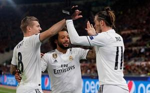 Real Madrid mất 5 sao bự trước trận ra quân Champions League