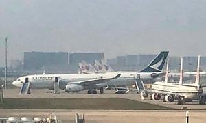 Máy bay bị dọa đánh bom, Trung Quốc sơ tán khẩn hành khách