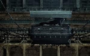 Lăng mộ 600 tuổi đáng sợ ở Trung Quốc: Quan tài lơ lửng trên không