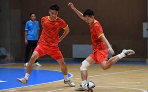 Lịch trực tiếp World Cup Futsal 2021 ngày 13/9: ĐT futsal Việt Nam ra quân gặp Brazil