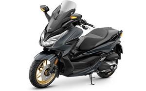 Forza 350 2021 sẽ sở hữu nhiều nâng cấp đáng giá