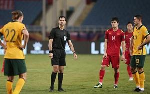 FIFA đưa ra phán quyết về trọng tài trận ĐT Việt Nam - ĐT Australia