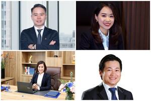 """Kinh tế nóng nhất: Hồ sơ đáng nể và khối tài sản """"khủng"""" của 4 chủ tịch ngân hàng 8X"""