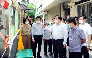Ông Đinh Tiến Dũng: Hà Nội sẽ đẩy lùi dịch bệnh, sớm trở lại trạng thái bình thường mới