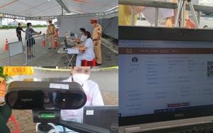 Công an Hà Nội lắp camera quét mã QR ở 67 chốt phòng dịch: Người dân cần lưu ý gì?