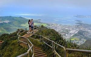 """Mỹ: Hawaii lại """"dậy sóng"""" về số phận """"Nấc thang lên thiên đường"""""""