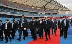 Video cận cảnh món quà khổng lồ trị giá 150 triệu USD Trung Quốc tặng Campuchia