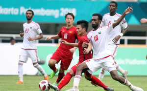 Tin tối (15/9): Trung Quốc xấu hổ vì UAE làm điều này với ĐT Việt Nam