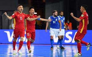 Clip: Phản ứng trái chiều của NHM trước trận thua của ĐT Việt Nam tại Futsal World Cup 2021