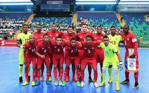 ĐT futsal Panama - đối thủ trực tiếp của ĐT futsal Việt Nam có mạnh không?
