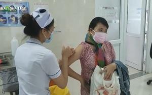 Đồng loạt tiêm vaccine cho phụ nữ mang thai ở Đồng Nai