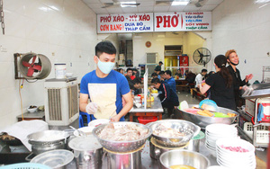 Hà Nội: Nhiều quận, huyện được phép bán mang về từ 12 giờ ngày 16/9