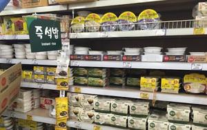 Việt Nam là một trong 3 nước nhập khẩu bánh gạo Hàn Quốc các loại nhiều nhất thế giới