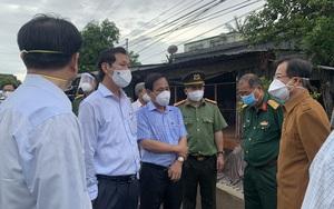 """An Giang họp """"khẩn"""" dập các ổ dịch tại An Phú sau khi bị Thủ tướng """"nhắc nhở"""" trong đêm"""