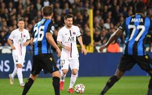 """""""Tam tấu"""" PSG gây thất vọng, Messi nói gì?"""