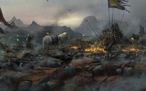 Khi nước Tần diệt vong, đội quân hùng mạnh mà Tần Thủy Hoàng vô cùng tự hào đang ở đâu?
