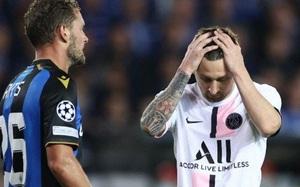 """Messi ra mắt """"thảm họa"""" với PSG tại Champions League:  2 pha dứt điểm, 0 bàn thắng"""