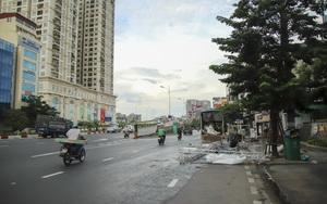 """Hình ảnh Hà Nội đồng loạt dỡ 39 chốt kiểm soát, dừng kiểm tra giấy đi đường trong """"vùng xanh"""""""