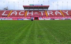 Clip: SVĐ Lạch Tray bị đánh giá không đủ điều kiện để tổ chức trận đấu của ĐT Việt Nam