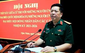 Bộ Chính trị điều động Trung tướng Trần Hồng Minh giữ chức Bí thư Tỉnh ủy Cao Bằng