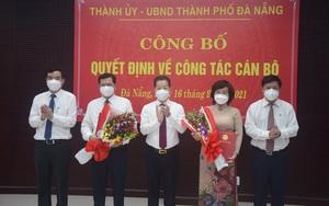 Đà Nẵng công bố quyết định bổ nhiệm nhiều lãnh đạo chủ chốt