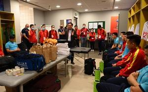 """""""Đường chúng ta đi"""" giúp ĐT futsal Việt Nam đá bại Panama"""
