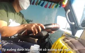 """Video: Thủ đoạn đưa đón """"chui"""" khách ra vào Hà Nội"""