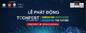 Techfest 2021: Gói hỗ trợ cho các startup lên đến nửa triệu USD