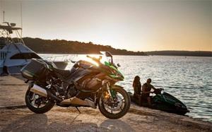 Kawasaki Ninja 1000SX 2022 ra mắt, trang bị hiện đại hơn nhiều