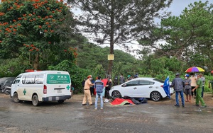 Lâm Đồng: Truy tìm tài xế xe tải tông cháu bé 12 tuổi tử vong rồi bỏ chạy