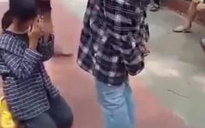 Vụ nữ sinh Thanh Hóa bị bắt quỳ gối ở sân trường: Gia đình đã xin lỗi nhau