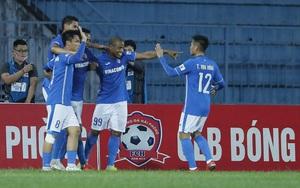 """Cầu thủ bị Than Quảng Ninh nợ """"cực đậm"""" cập bến SHB.Đà Nẵng"""