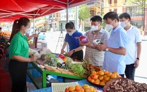 Sơn La: Hỗ trợ tiêu thụ nông sản, sản phẩm OCOP các tỉnh bị ảnh hưởng dịch Covid-19