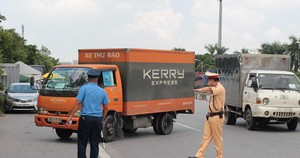 Báo cáo Thủ tướng xử lý địa phương ra quy định riêng với xe luồng xanh