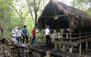 Tour du lịch đầu tiên tại Cần Giờ và Củ Chi: Tri ân đội ngũ tuyến đầu chống dịch