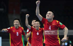"""ĐT futsal Việt Nam lên tầm cao mới, VFF """"dốc hầu bao"""" khao quân!"""